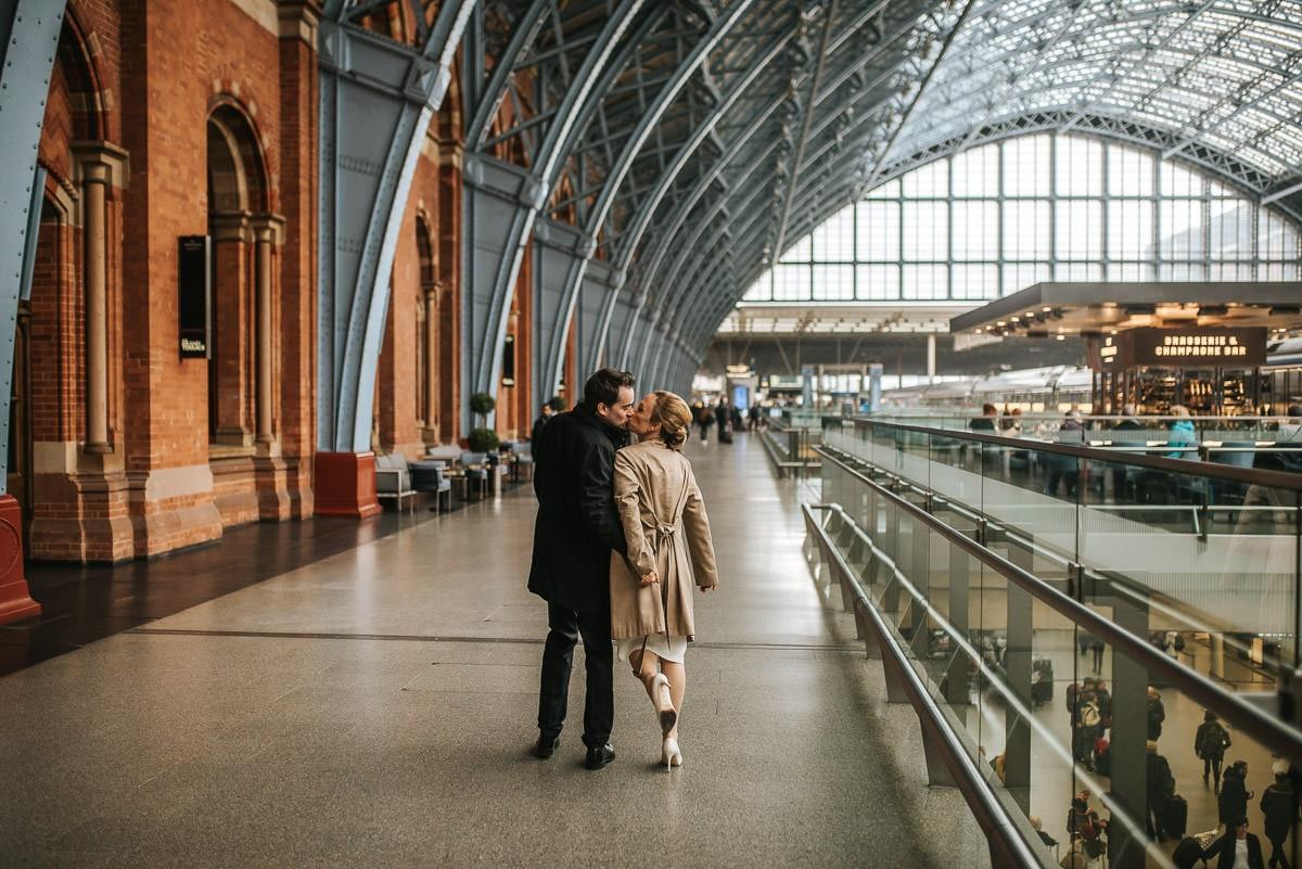 london engagement photography kings cross