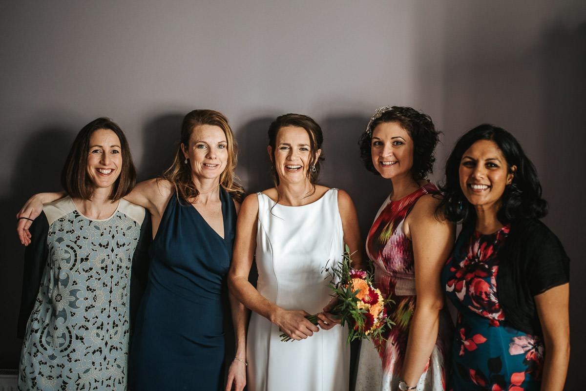 Brighton Wedding Photographer-Pangdean Barn Wedding 14