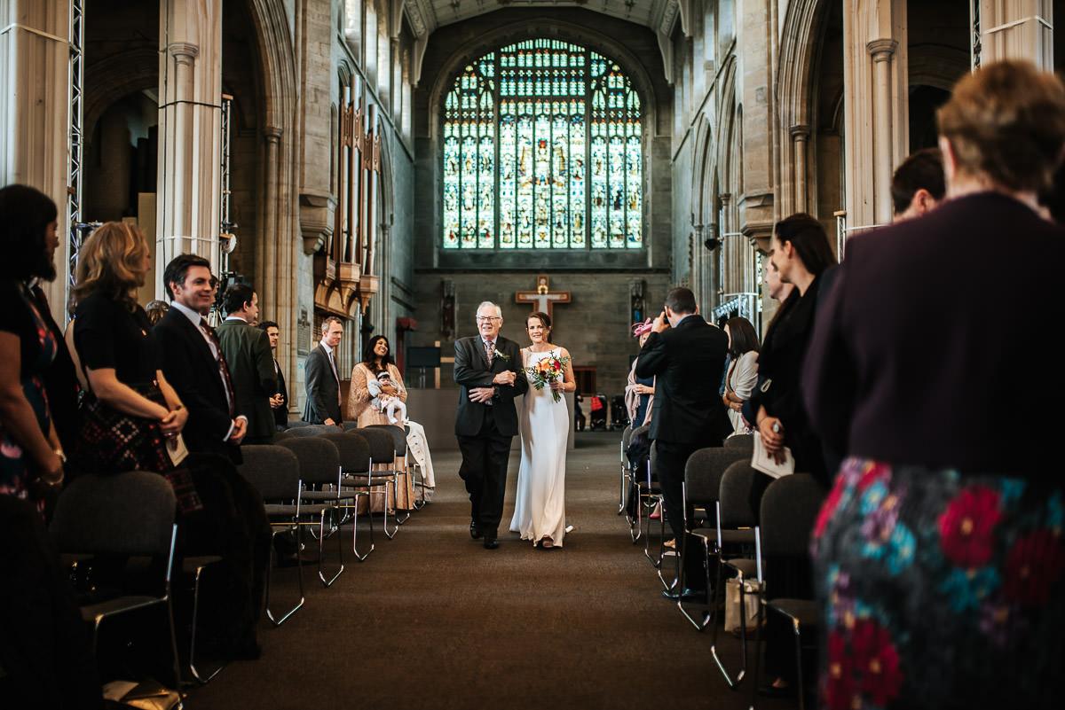 Brighton Wedding Photographer-Pangdean Barn Wedding 16