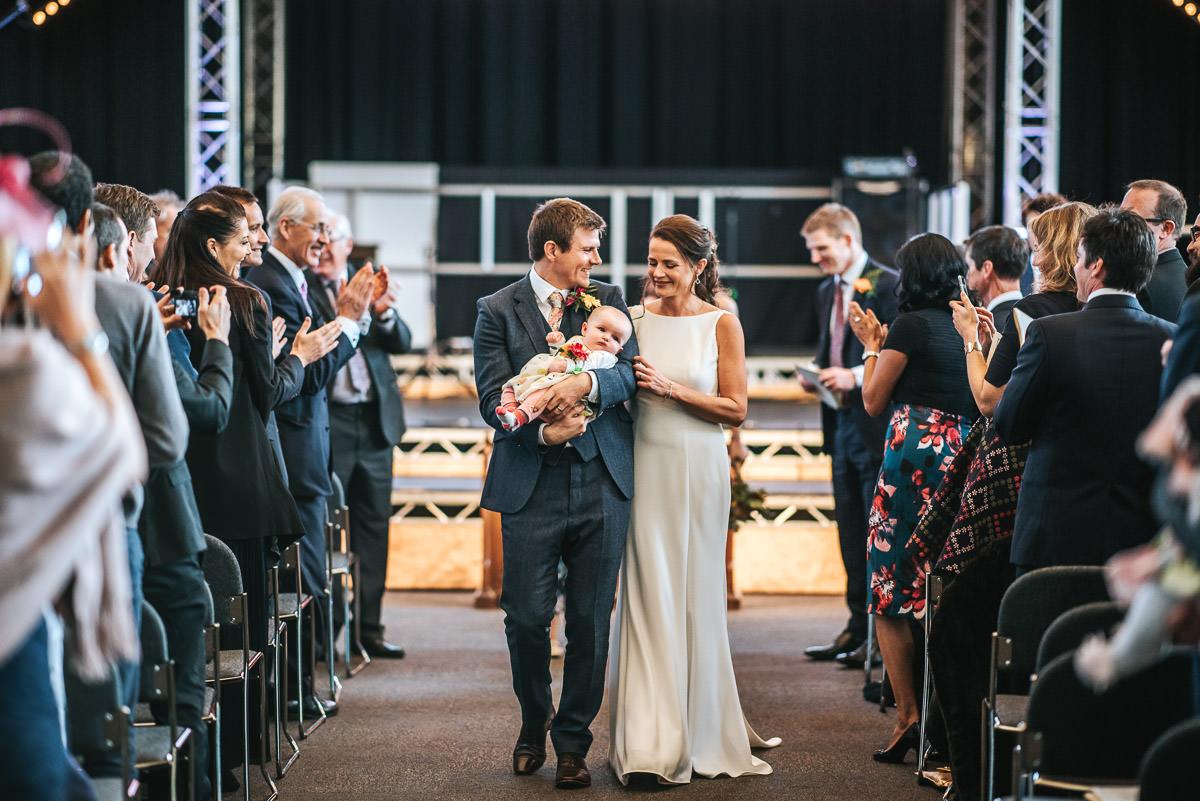 Brighton Wedding Photographer-Pangdean Barn Wedding 24