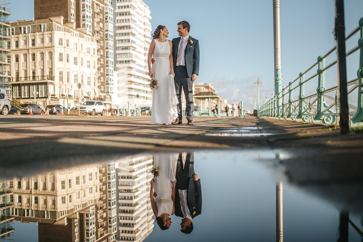 Brighton Wedding Photographer-Pangdean Barn Wedding 39