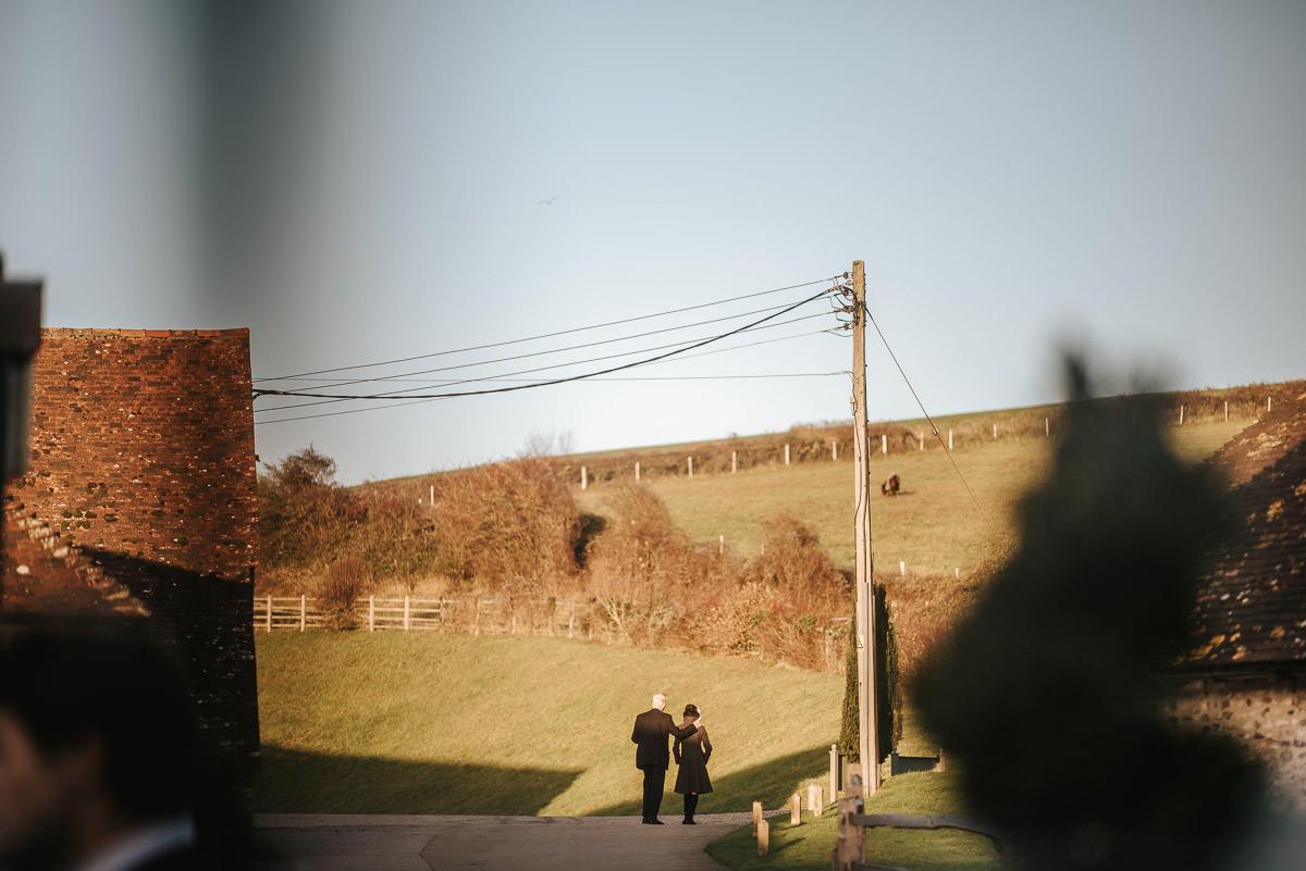 Brighton Wedding Photographer-Pangdean Barn Wedding 41