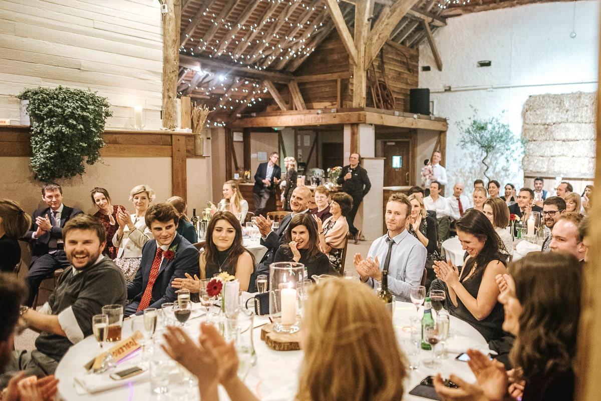 Brighton Wedding Photographer-Pangdean Barn Wedding 78