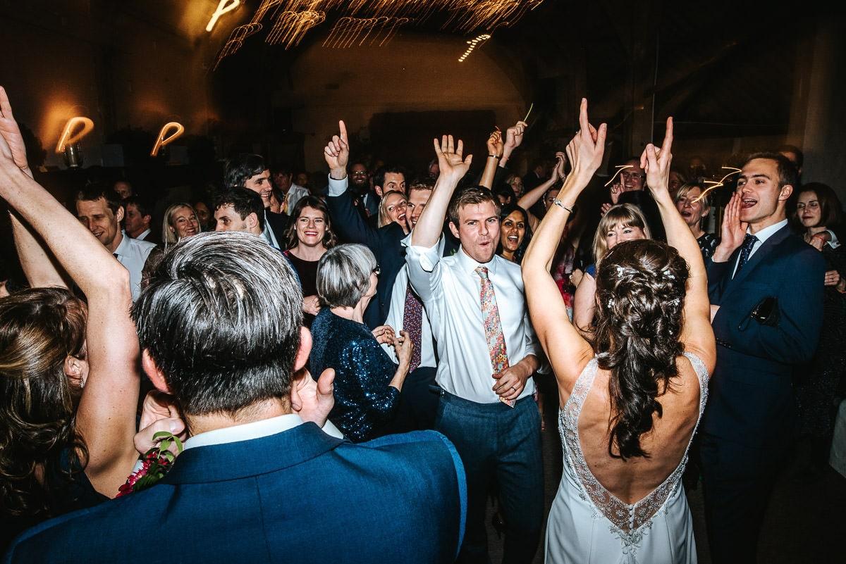 Brighton Wedding Photographer-Pangdean Barn Wedding 85