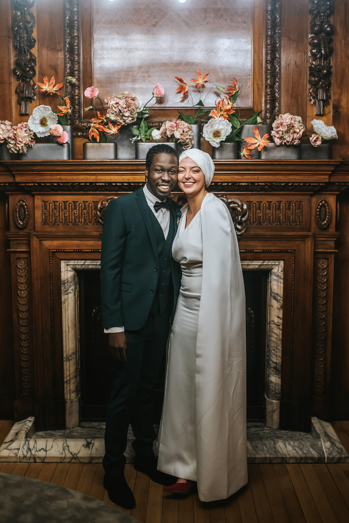 old marylebone wedding