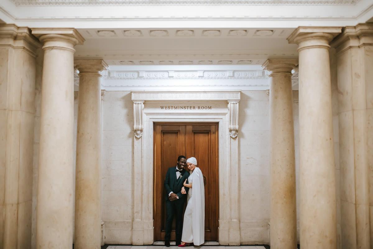 old marylebone wedding