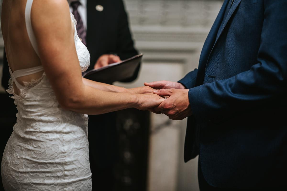 old marylebone wedding ceremony