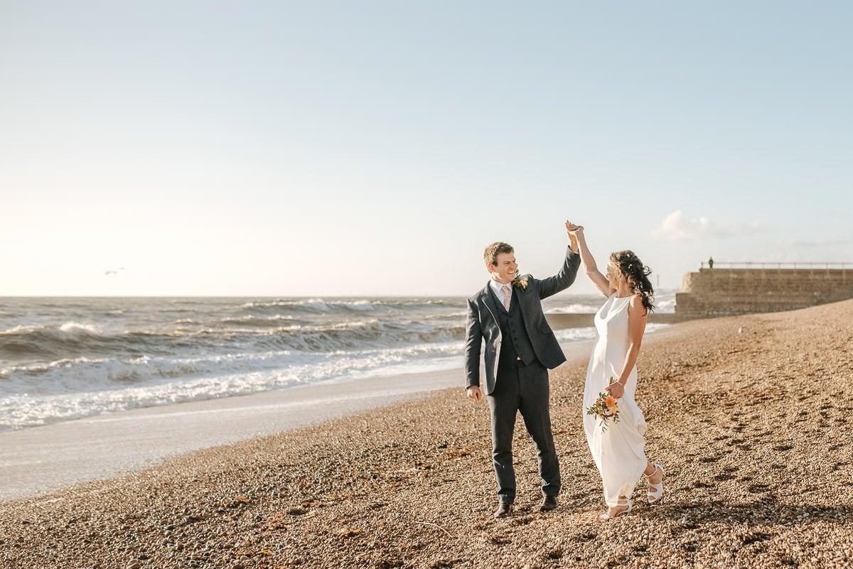 Brighton Wedding Photographer-Pangdean Barn Wedding 35