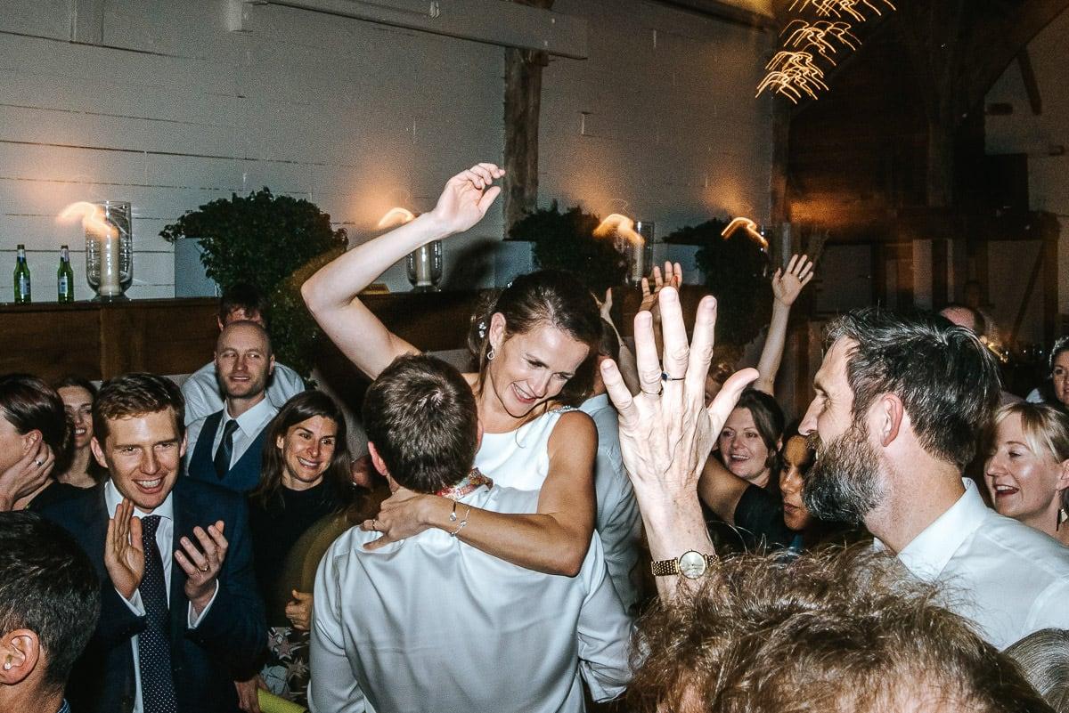 Brighton Wedding Photographer-Pangdean Barn Wedding 101