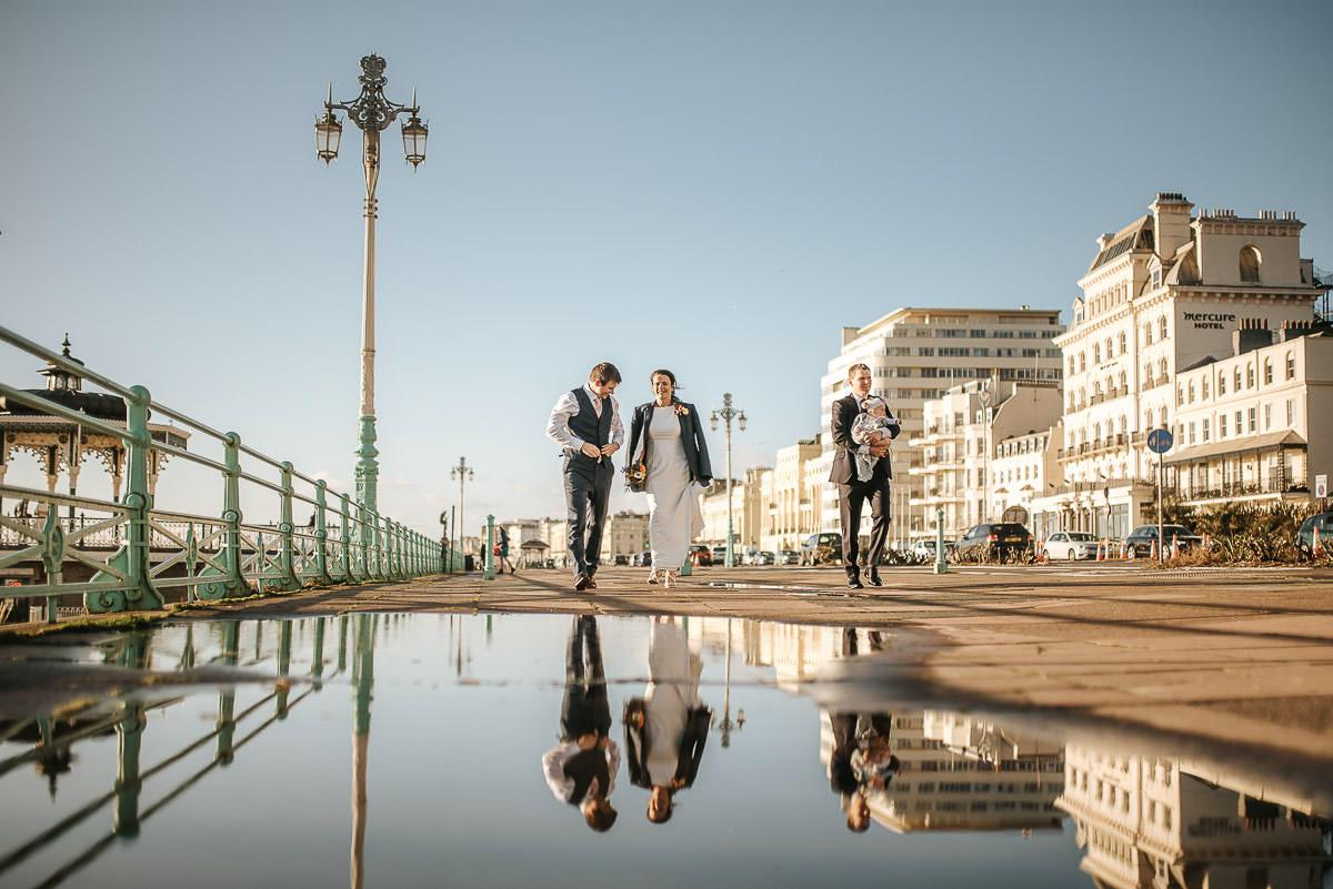 Brighton Wedding Photographer-Pangdean Barn Wedding 32