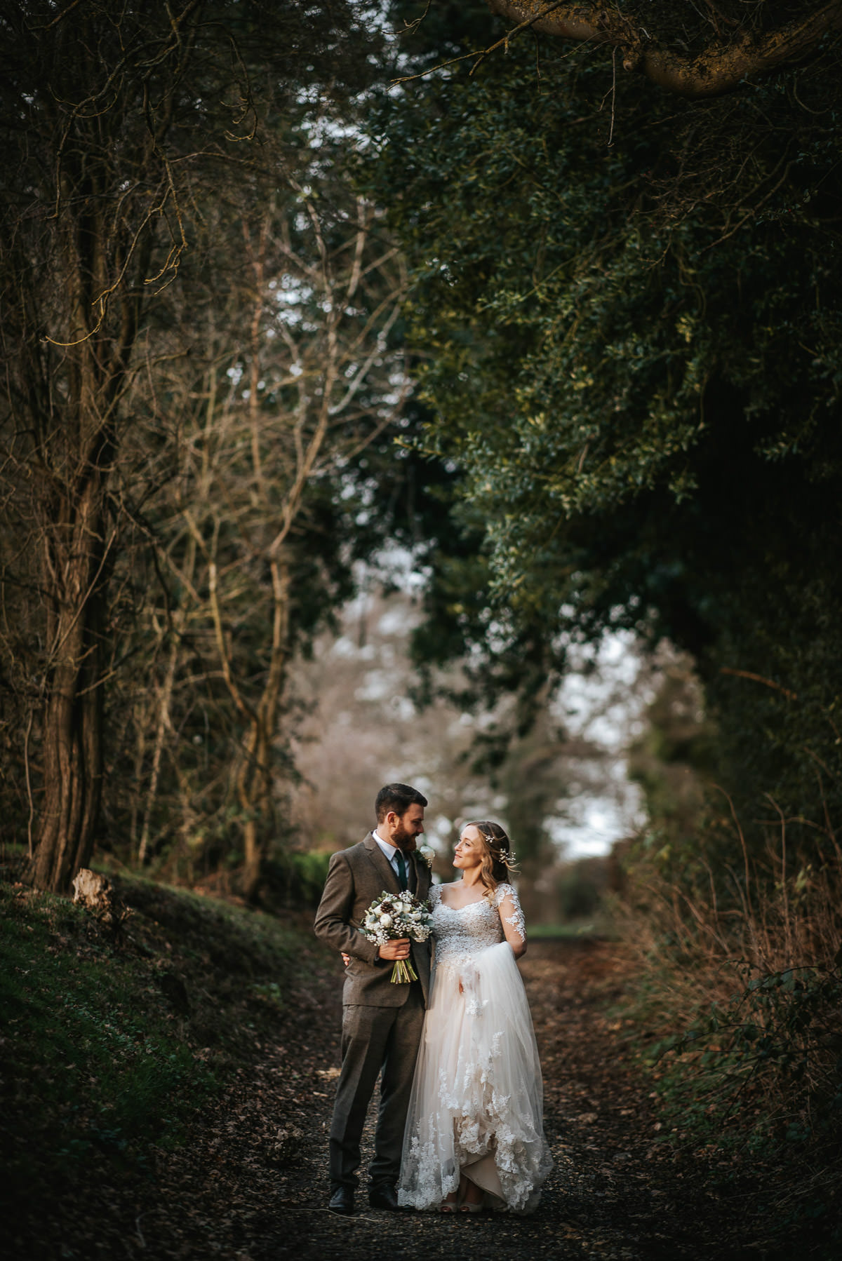 tewin bury farm wedding couple shoot