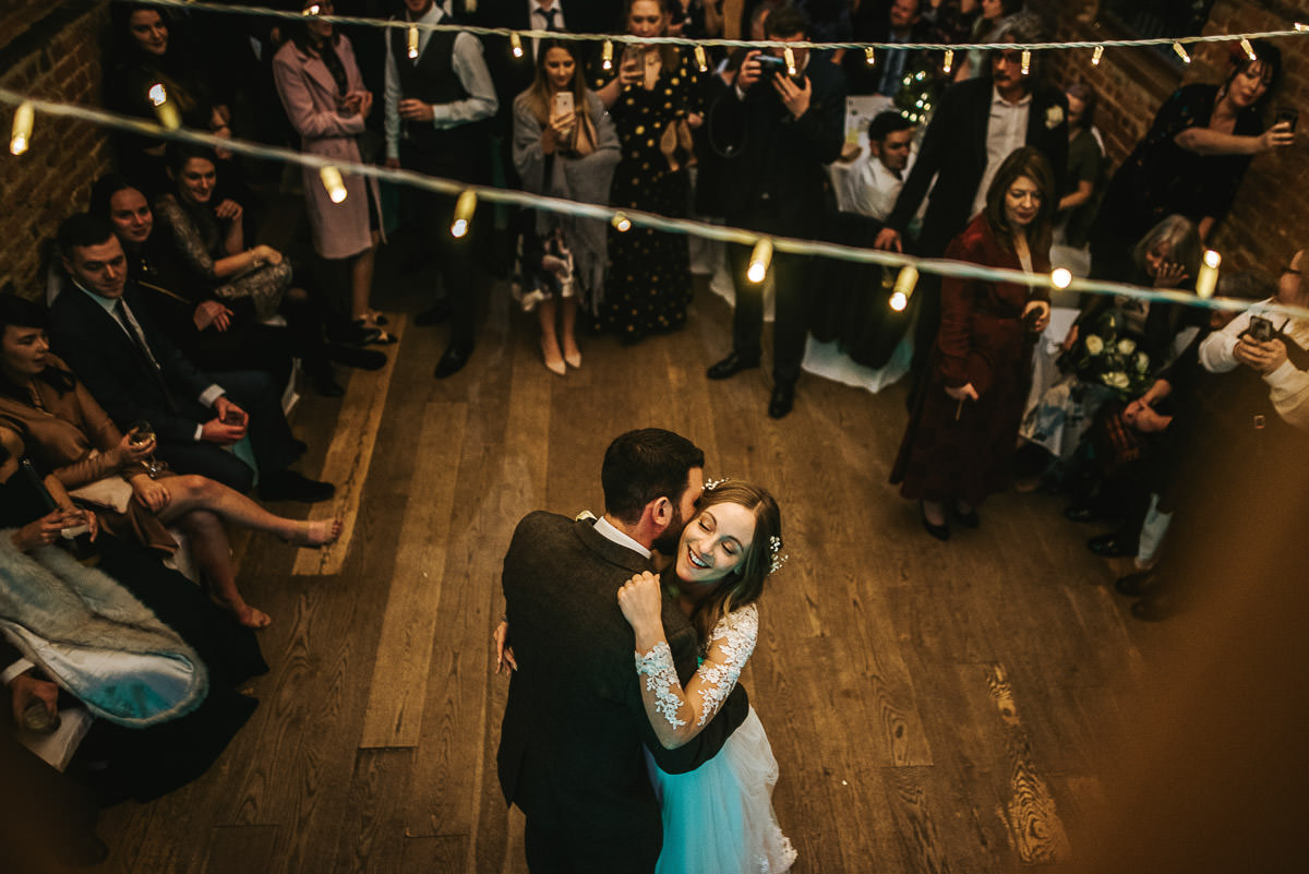 tewin bury farm wedding first dance