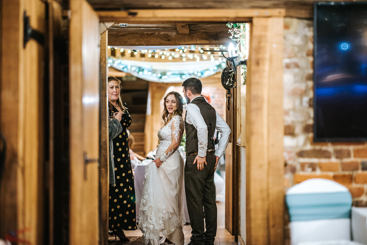tewin bury farm wedding bride