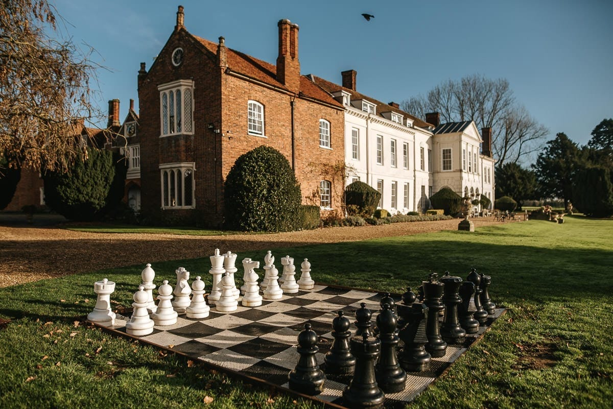 gosfield hall large chess set