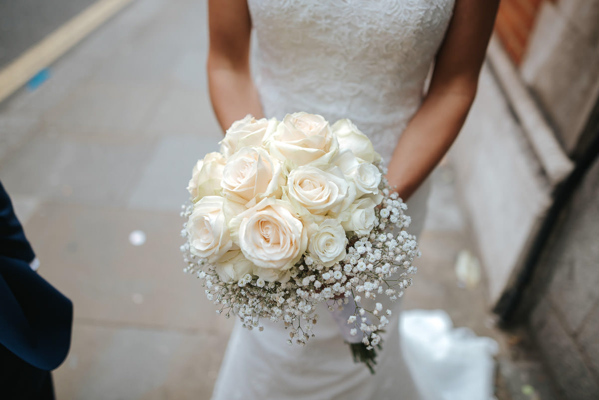 chelsea old town hall wedding flowers