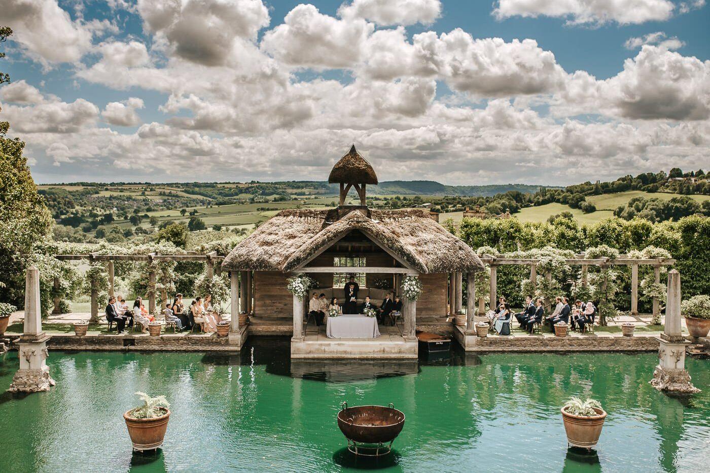 euridge manor wedding