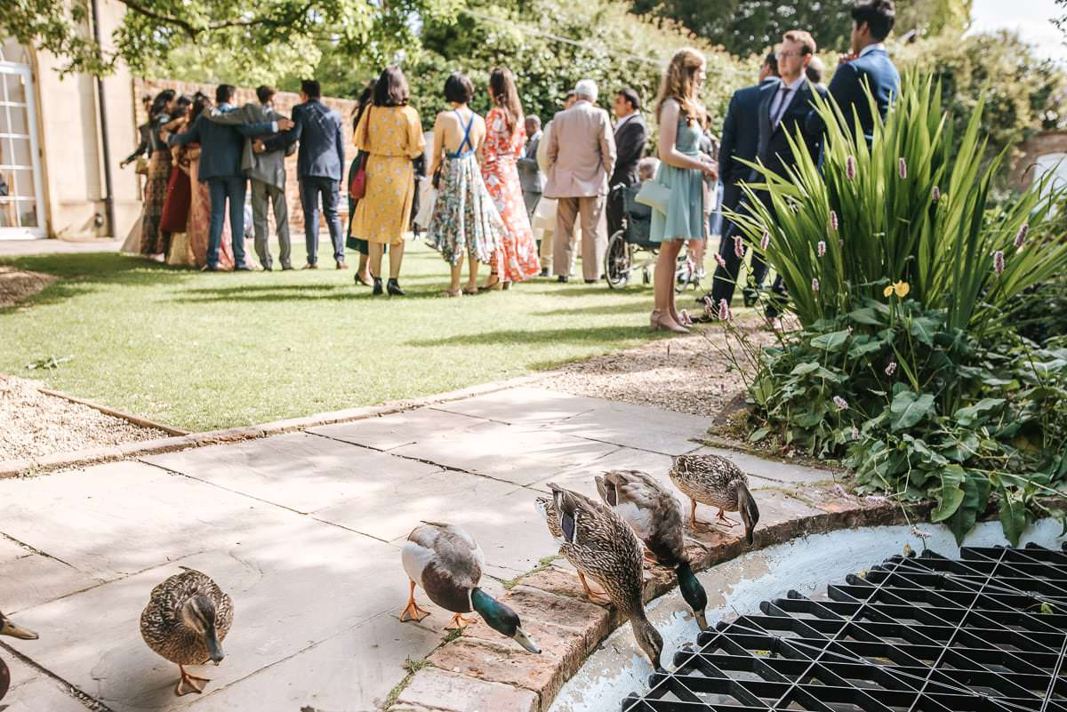 northbrook park wedding guests