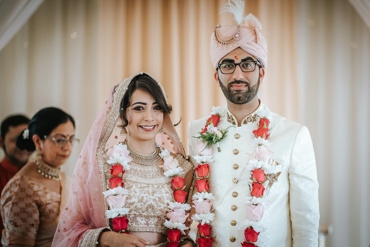 northbrook park indian wedding ceremony