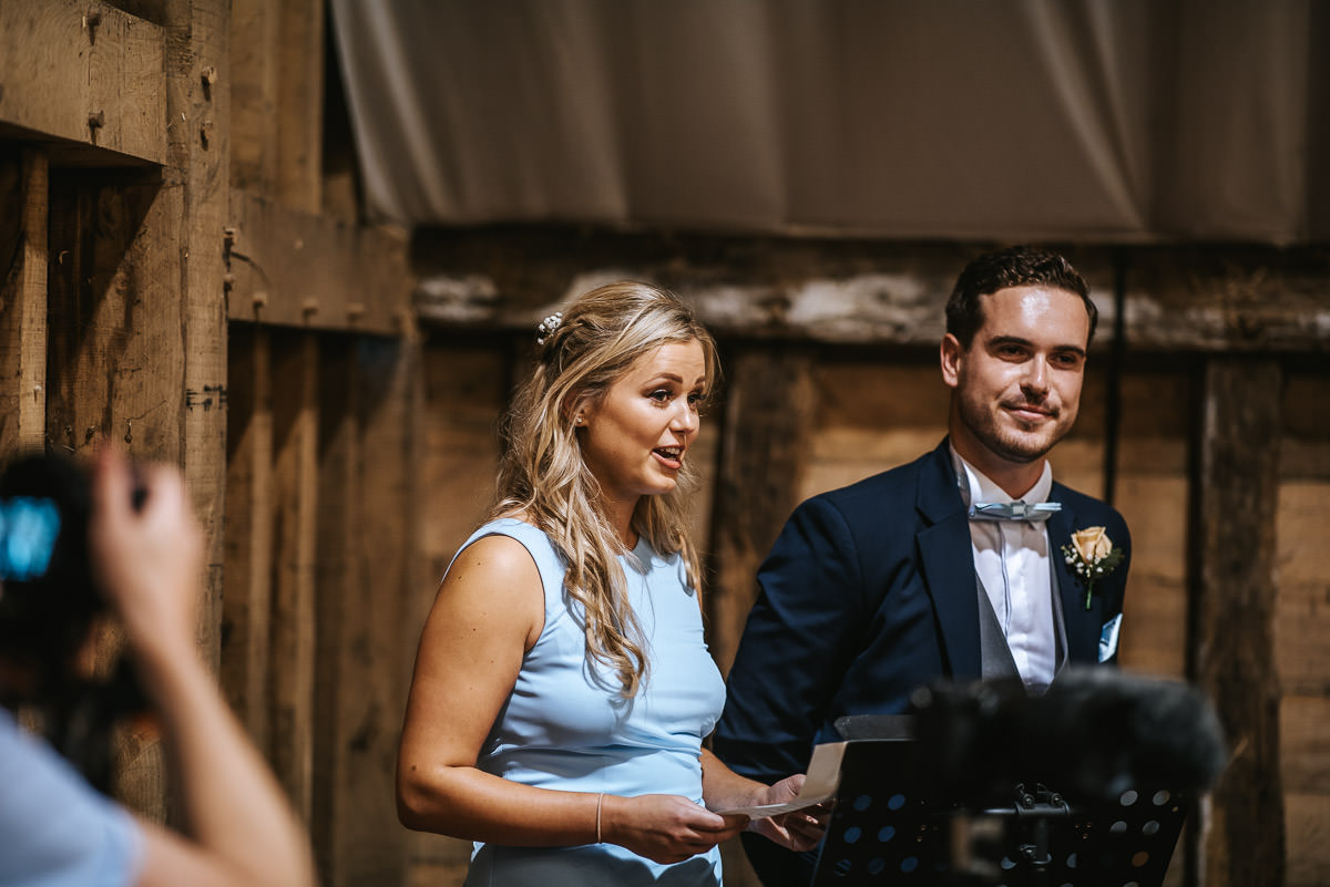 colville hall wedding ceremony