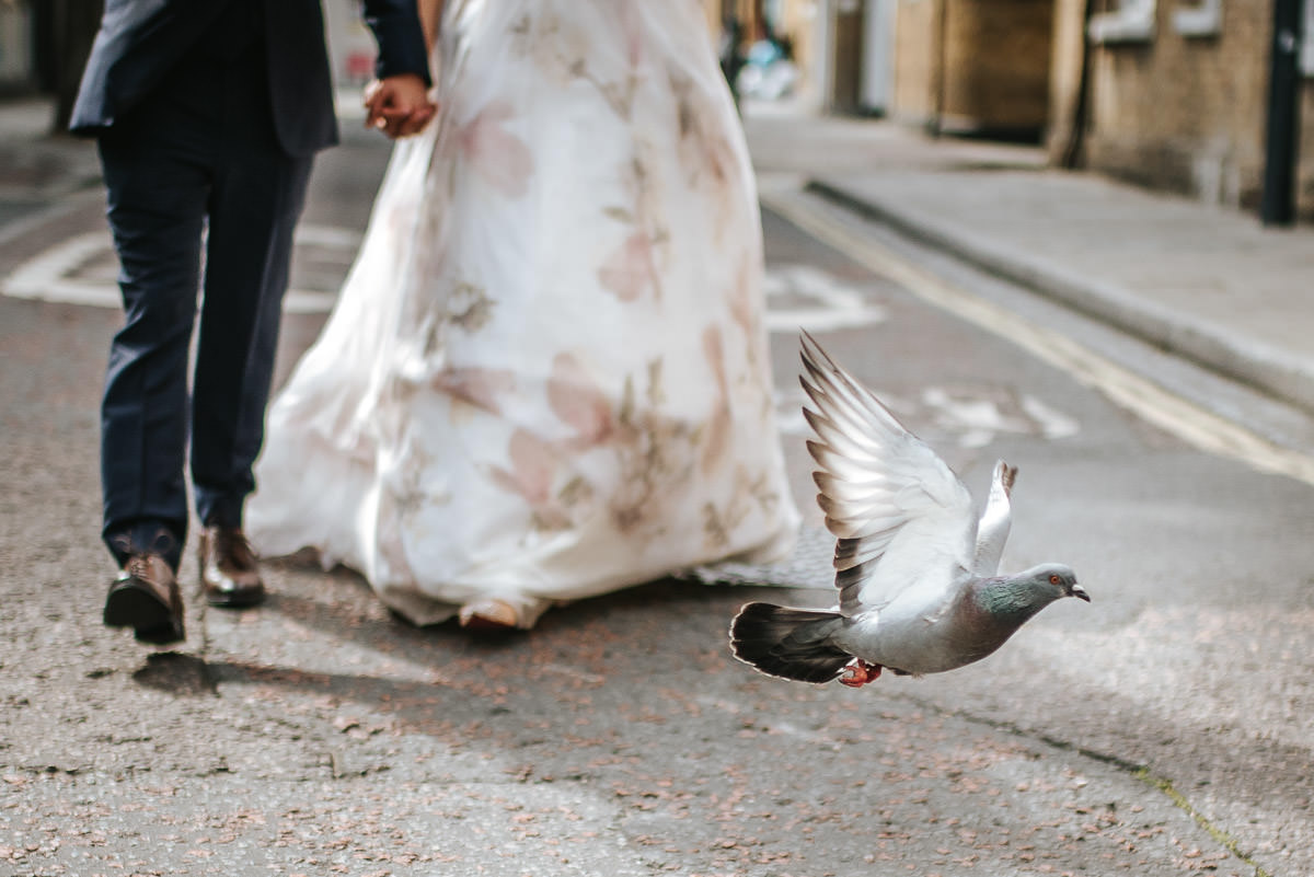the swan at shakespeare's globe wedding