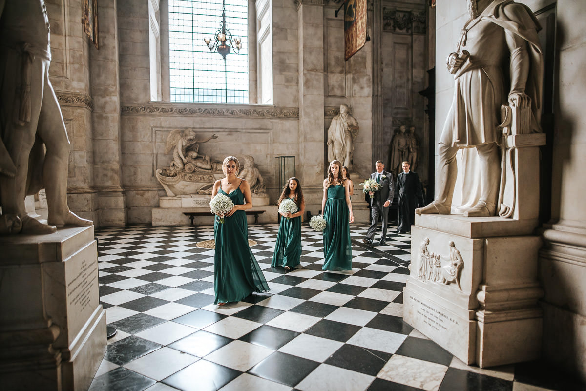 st pauls cathedral wedding