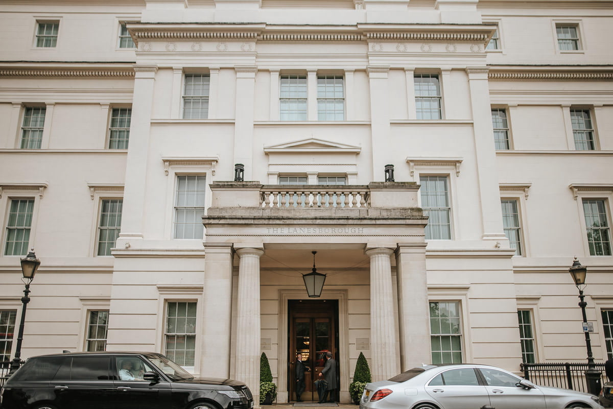 The Lanesborough Wedding Photographer 7