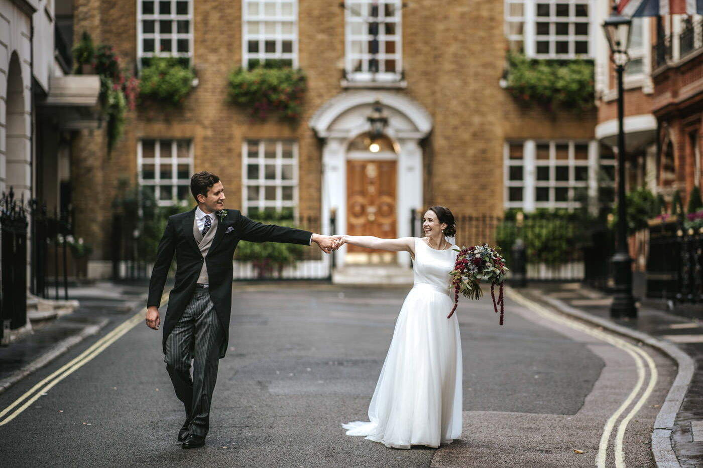 Guards' Chapel Wellington Barracks Wedding Photography 1